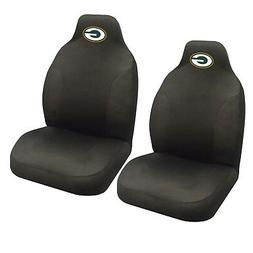 NFL Green Bay Packers Car Truck 2 Front Seat Covers Set - Of