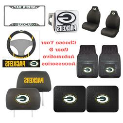 NFL Green Bay Packers Choose Your Gear Auto Accessories Offi