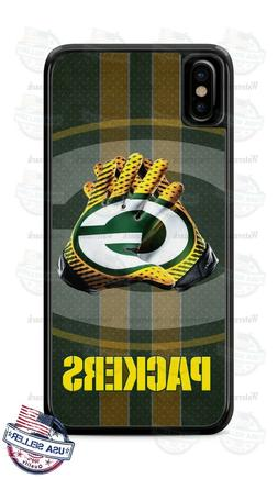 NFL Green Bay Packers Football Gloves Phone Case Cover For i