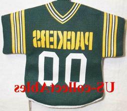 NFL Green Bay Packers Football Jersey I.D. Money Holder Spor