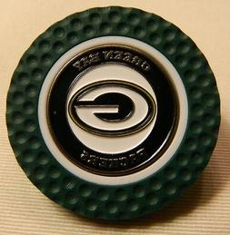 NFL Green Bay Packers Magnetic Poker Chip removable Golf Bal