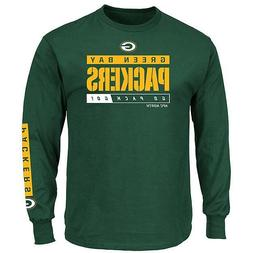 nfl green bay packers men s green