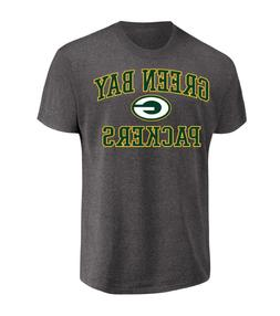 NFL Green Bay Packers Men's Majestic Heart and Soul III T-Sh