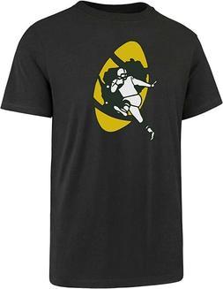 NFL Green Bay Packers Men's Rival Tee Legacy Logo T-shirt La