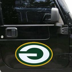 NFL Green Bay Packers 12-Inch Vinyl Logo Magnet
