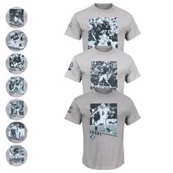 "NFL Majestic Hall of Fame ""Pictorial History"" Player T-shirt"