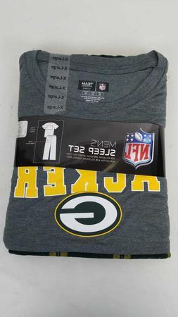 NFL Men Green Bay Packers Sleepwear Size XL