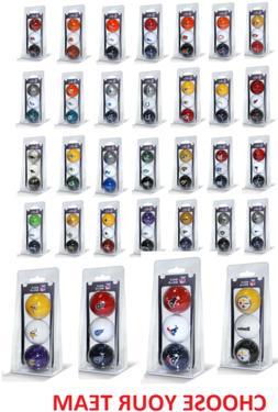 NFL Officially Licensed 3 Pack Golf Balls Team Color Choose