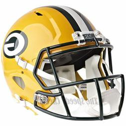 Riddell NFL Green Bay Packers Full Size Replica Speed Helmet