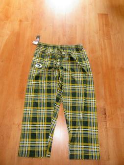 NWT NFL Green Bay Packers Knit Lounge Pants Sleepwear XL