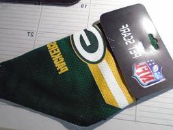 Hunter Pet Gear Green Bay Packers  Scarf/Bandana Large