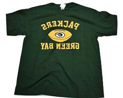 team apparel green bay packers football shirt