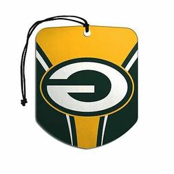 FANMATS Team ProMark NFL Green Bay Packers Air Fresheners2 P